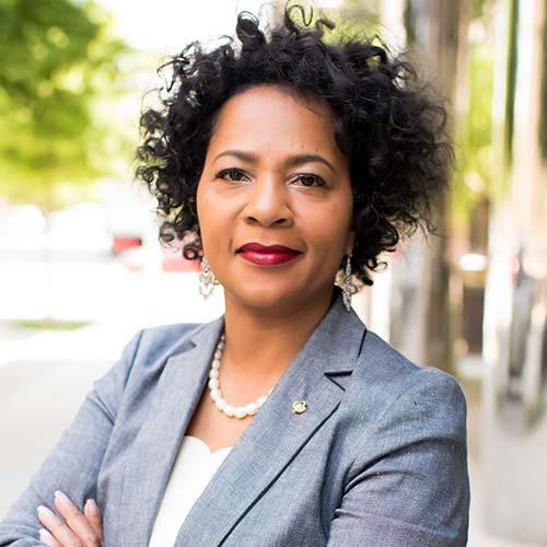 Cecilia Robinson-Woods -OKC Black Justice Fund - Evaluator